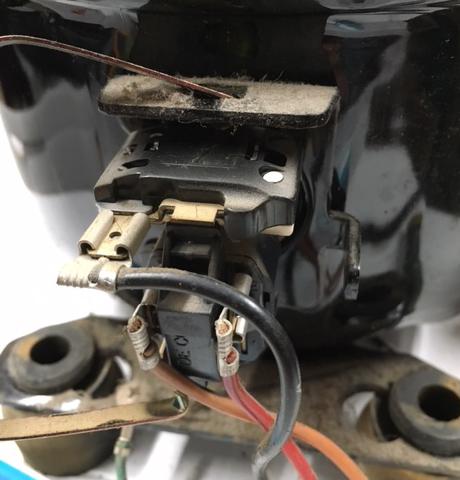 Compresseur de frigo Clicso10