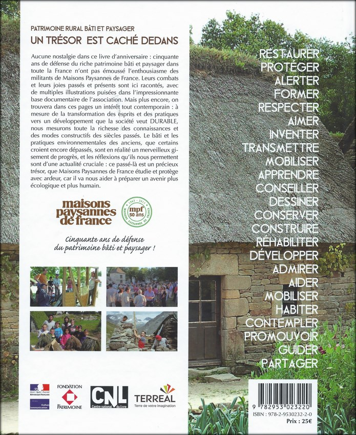 MAISONS PAYSANNES DE FRANCE  50 ans Maison11