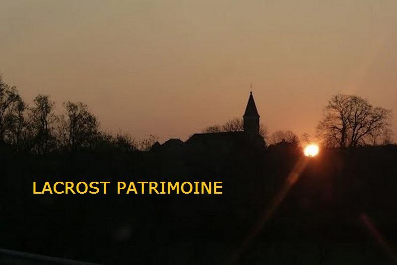 Présentation de Lacrost Patrimoine Soleil11
