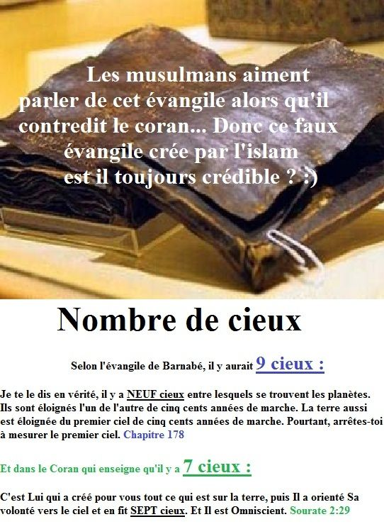 mohammad dans l'évangile de barnabas Barnab11