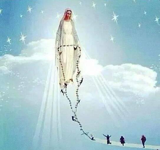 Neuvaine à Notre-Dame de Lourdes : du 2 au 10 Février ou 3 au 11 Février Marie_10