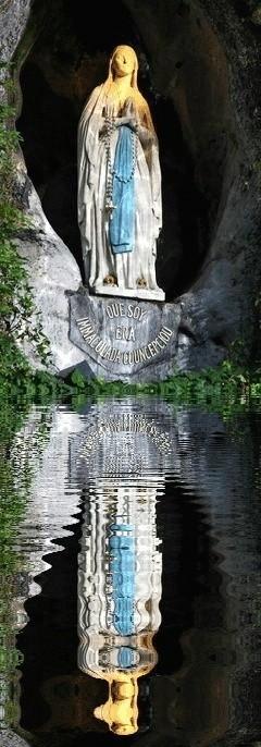Neuvaine à Notre-Dame de Lourdes : du 2 au 10 Février ou 3 au 11 Février Mariel10