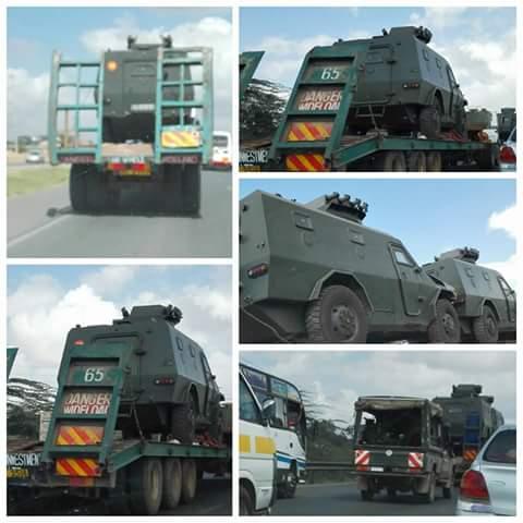 Armée kenyane/Kenyan Armed Forces - Page 4 Kenya10