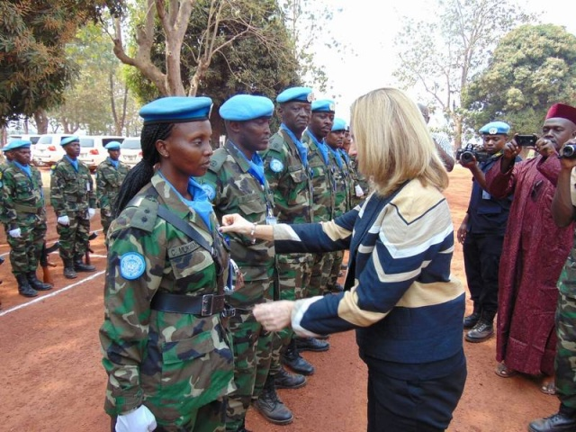Forces Rwandaises de Défense / Rwanda Defence Forces ( RDF ) Rwanda10