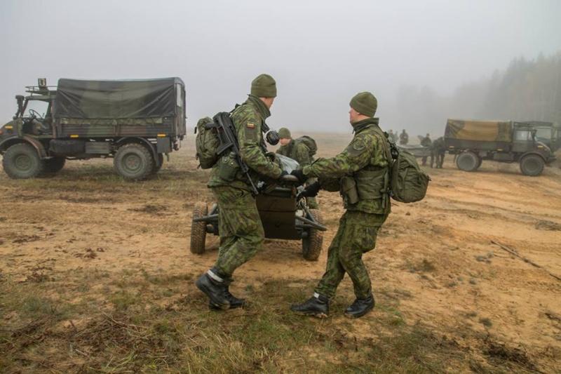 Armée lituanienne/Lithuanian Armed Forces - Page 3 1118