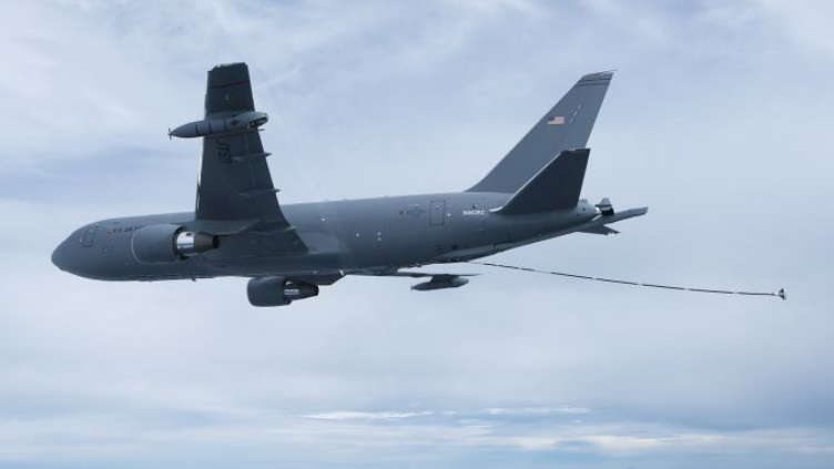 Boeing  KC-46  1124