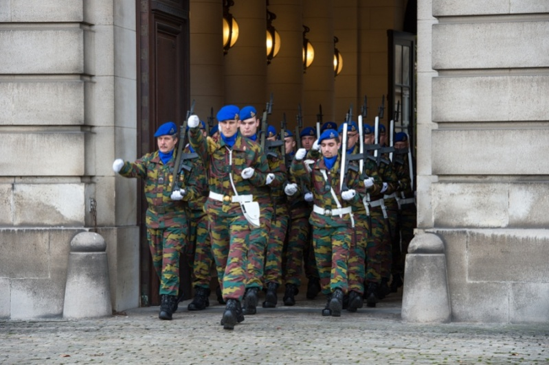 Armée Belge / Defensie van België / Belgian Army  - Page 39 1133