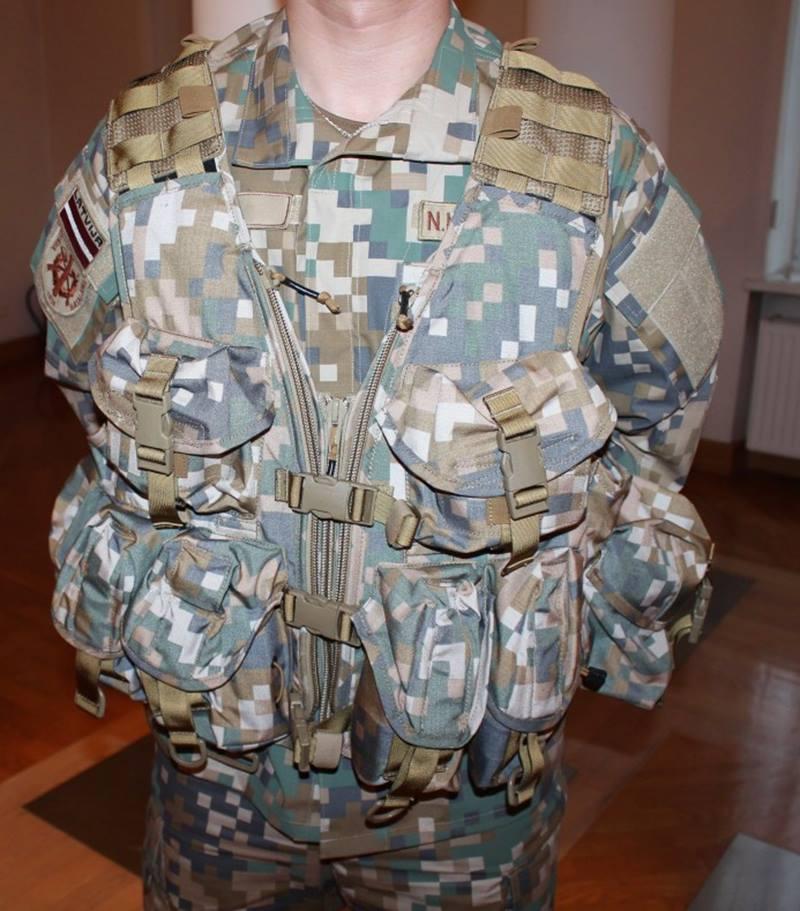 l'Armée Lettone \ Latvian Armed Forces 12191