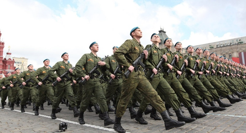 Armée Russe / Armed Forces of the Russian Federation - Page 6 12254