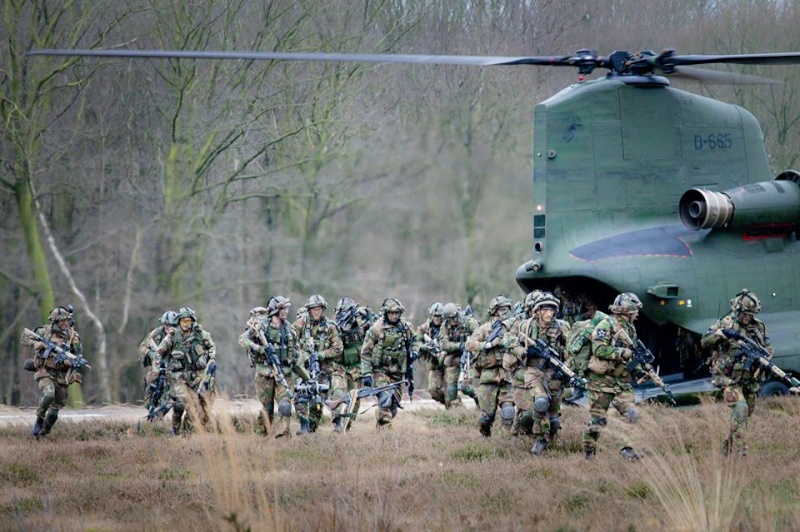 Armée Hollandaise/Armed forces of the Netherlands/Nederlandse krijgsmacht - Page 18 12520