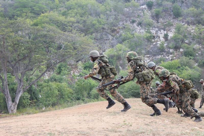 Force de défense de la Jamaïque / jamaica defence force (JDF) 12549