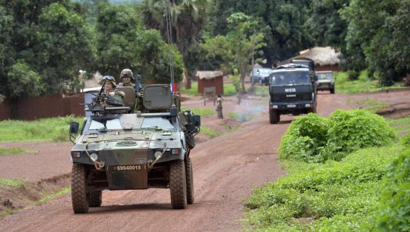 Intervention militaire en Centrafrique - Opération Sangaris - Page 21 13158