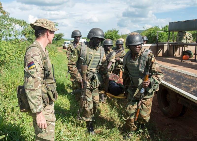 Armée Ougandaise/Uganda Peoples Defence Force (UPDF) - Page 4 13228