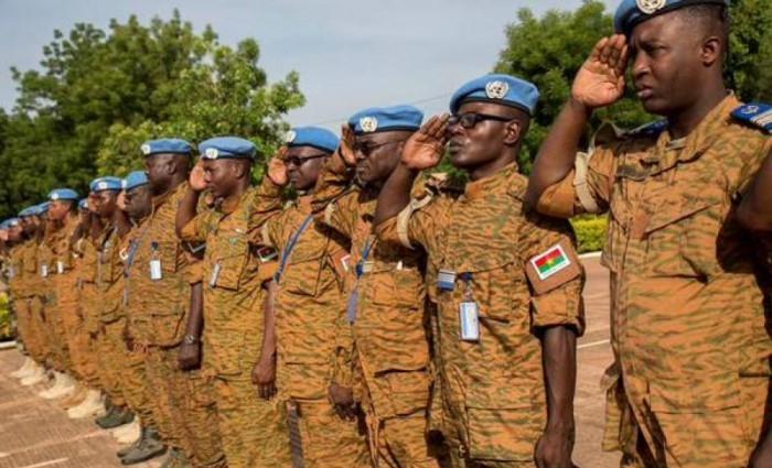 Armée nationale Burkinabé / Military of Burkina Faso - Page 3 13262