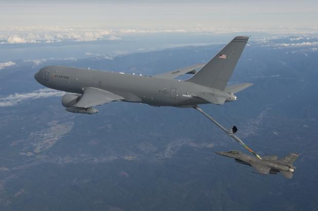 Boeing  KC-46  13395