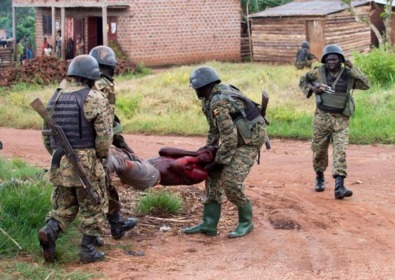 Armée Ougandaise/Uganda Peoples Defence Force (UPDF) - Page 4 14129