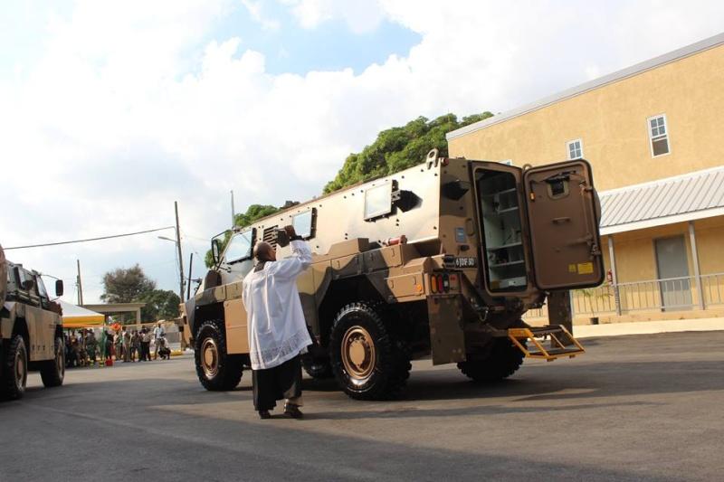 Force de défense de la Jamaïque / jamaica defence force (JDF) 14201