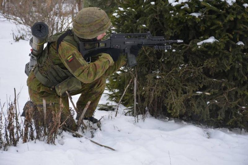 Armée lituanienne/Lithuanian Armed Forces - Page 4 14225