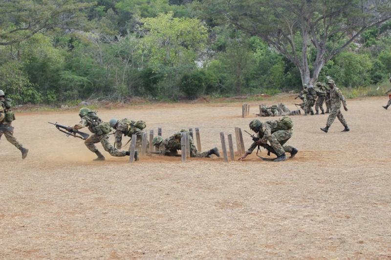 Force de défense de la Jamaïque / jamaica defence force (JDF) 14262