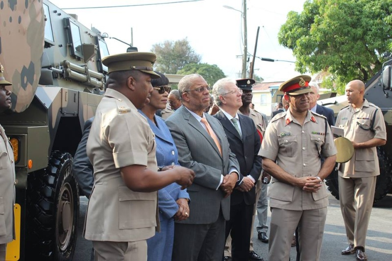 Force de défense de la Jamaïque / jamaica defence force (JDF) 16107