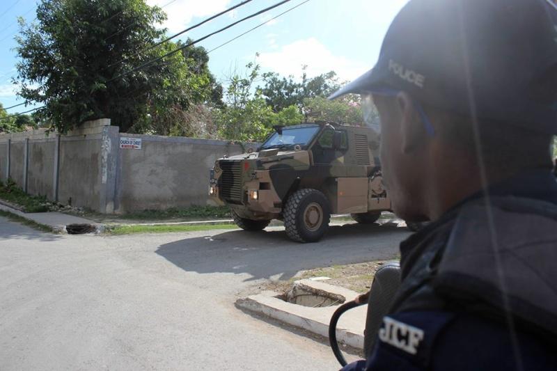 Force de défense de la Jamaïque / jamaica defence force (JDF) 1816