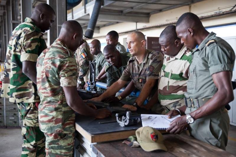 Armée du Gabon - Page 4 2023