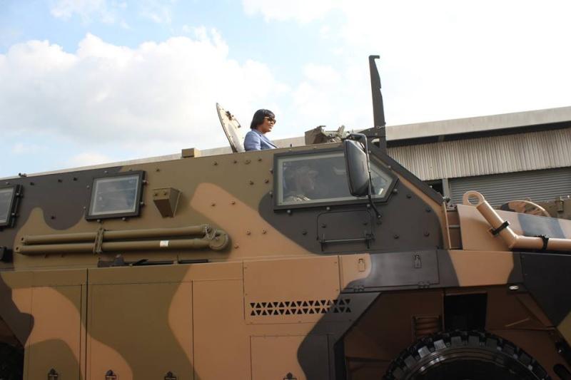 Force de défense de la Jamaïque / jamaica defence force (JDF) 2045