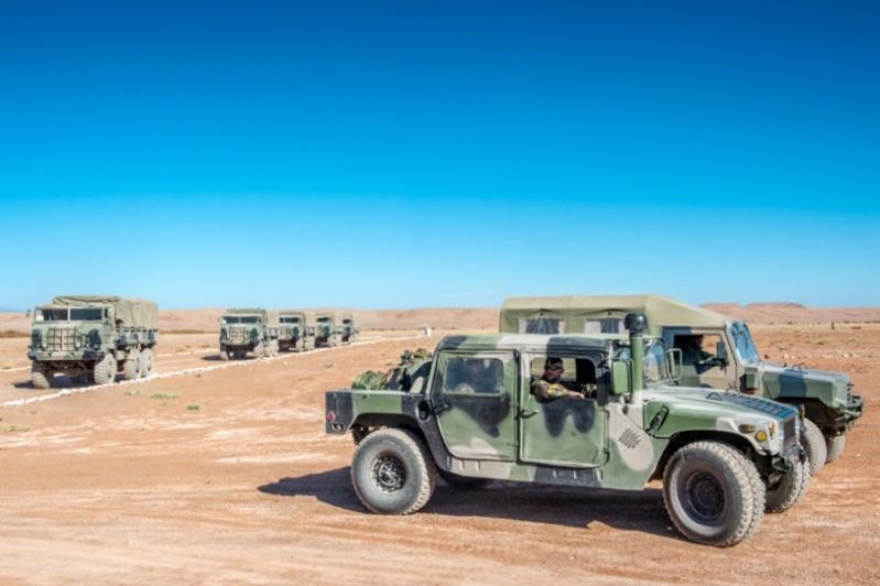 Coopération militaire Maroc-Belgique 2059