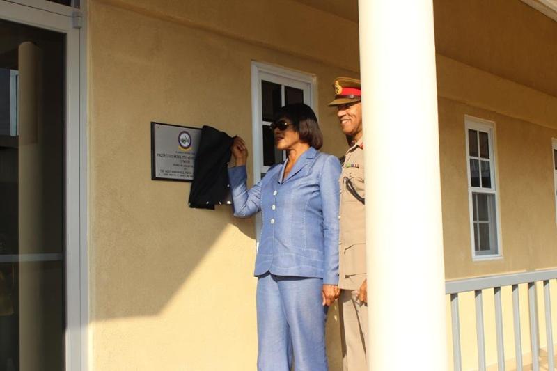 Force de défense de la Jamaïque / jamaica defence force (JDF) 2140