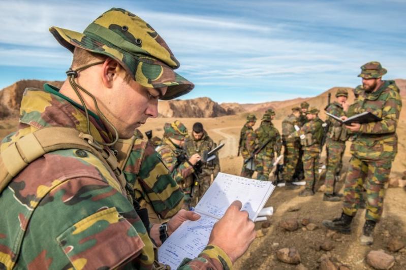 Armée Belge / Defensie van België / Belgian Army  2164
