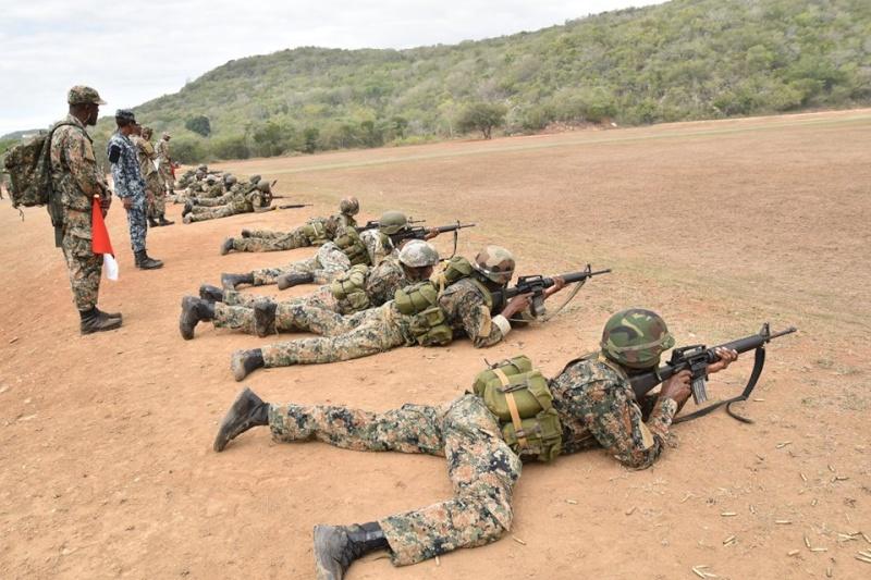 Force de défense de la Jamaïque / jamaica defence force (JDF) 2167