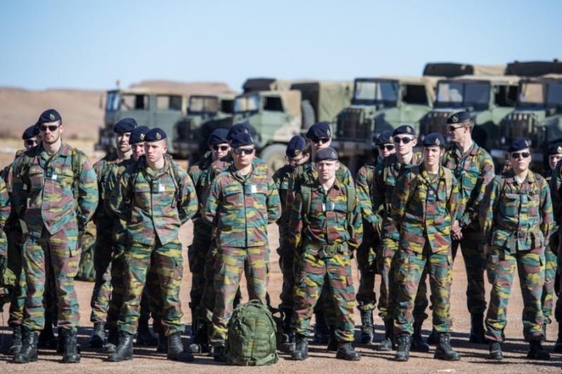 Coopération militaire Maroc-Belgique 2247