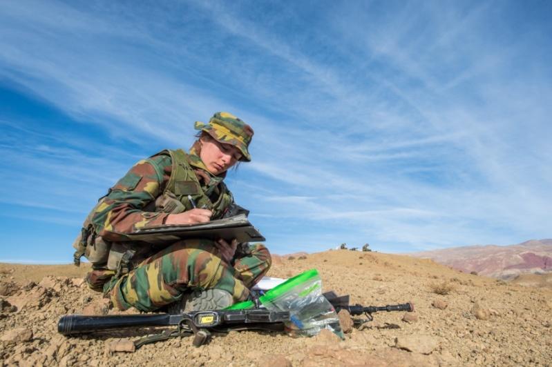Armée Belge / Defensie van België / Belgian Army  2256