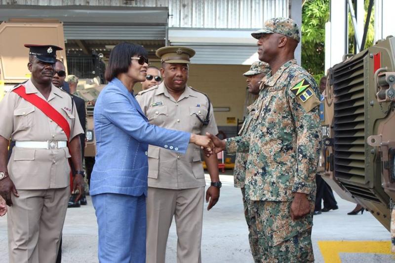 Force de défense de la Jamaïque / jamaica defence force (JDF) 2425