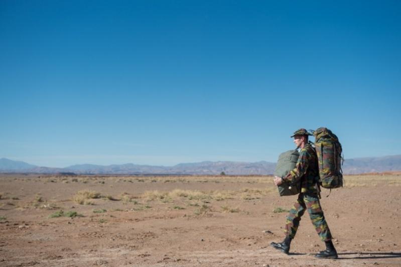 Coopération militaire Maroc-Belgique 2432