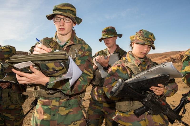 Armée Belge / Defensie van België / Belgian Army  2532