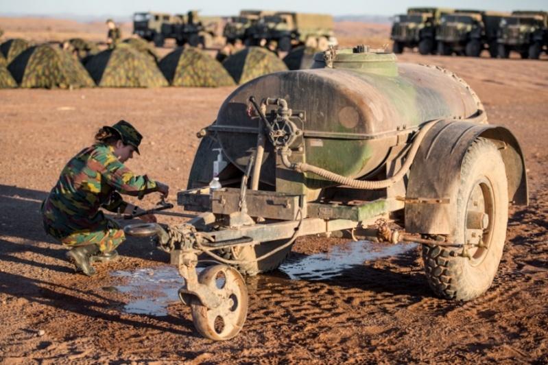Coopération militaire Maroc-Belgique 2921
