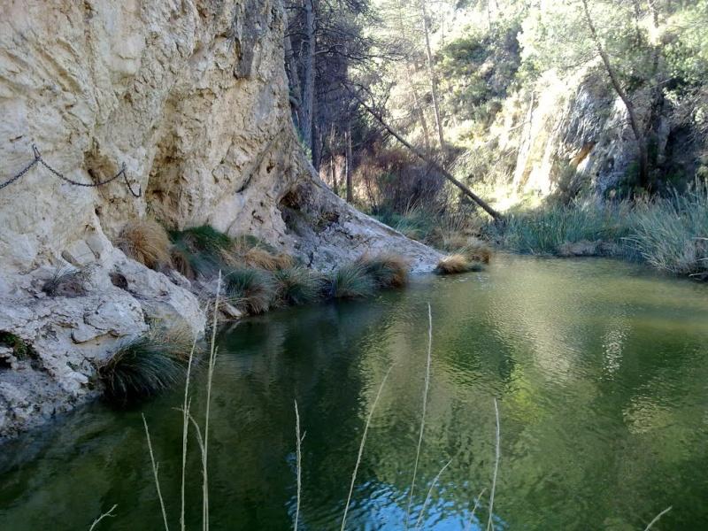 """Domingo 29 de noviembre """"Senda de Els Canalons"""" - Alcoy - Alicante Els_ca11"""