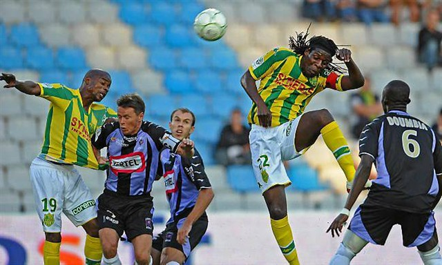 L1 . 25ème Journée . TOULOUSE FC / FC NANTES . Sam.. 06 février 201620:00 . STADIUM  38sp4410
