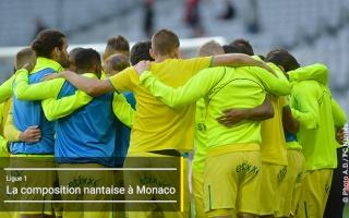 L1 - J14AS Monaco-FC Nantes - Sam. 21 novembre 201520:00 - Stade Louis II Groupe10