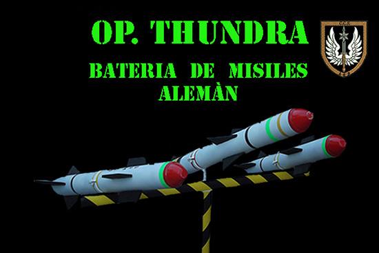OP.  Thundra  14/2/16 Bateri11