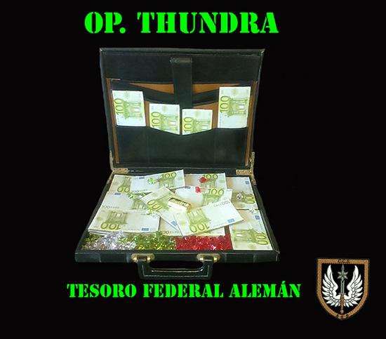 OP.  Thundra  14/2/16 Federa10