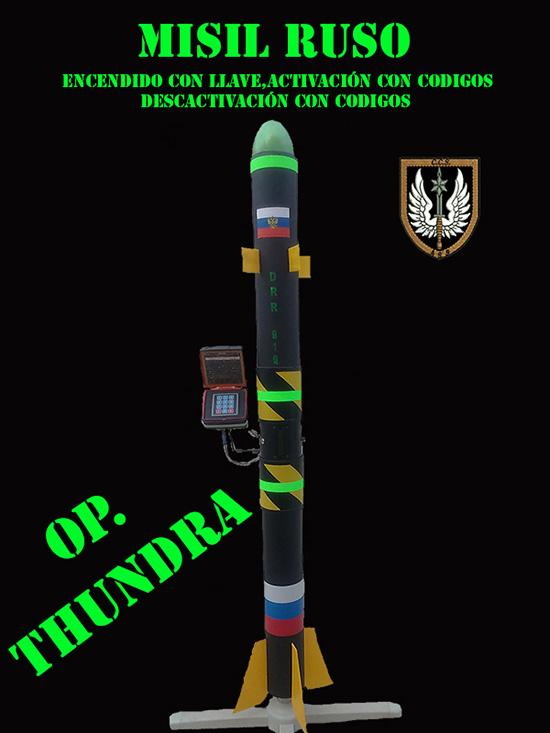 OP.  Thundra  14/2/16 Misil-10