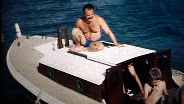 le bateau de Brassens Georges. 46488410