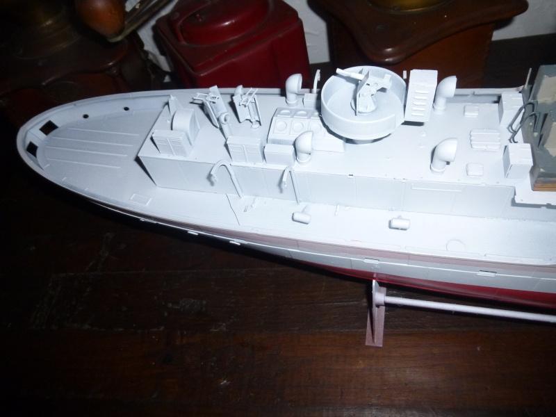 Corvette en réparation P1060451