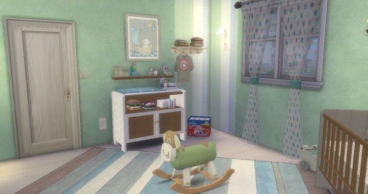 [Clos] Baby Shower - La chambre 116