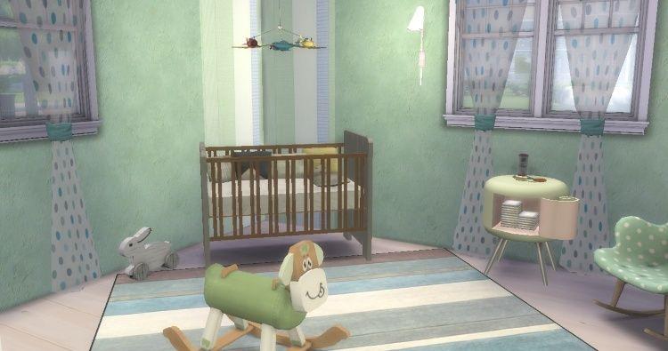 [Clos] Baby Shower - La chambre 216