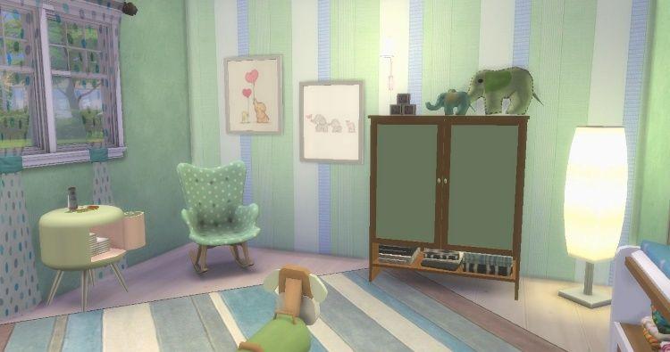 [Clos] Baby Shower - La chambre 316