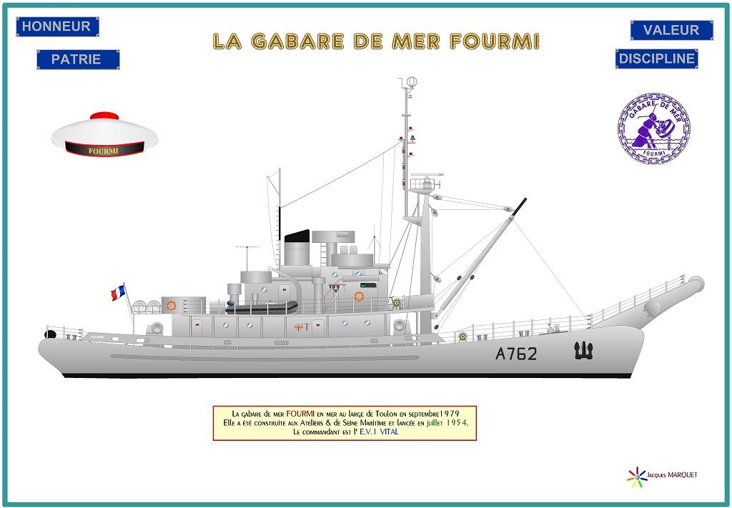 FOURMI (GABARE) - Page 4 Gabare11