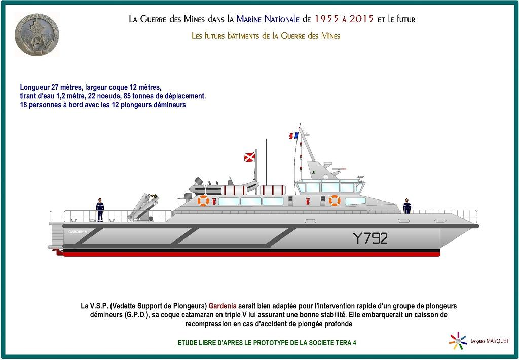[Les différents armements de la Marine] La guerre des mines - Page 4 Guerre11